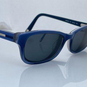 Nine West Eyeglasses Frame Blue Only NW5134 Frame